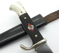 Early Hitler Youth Knife by Wilh. Wagner