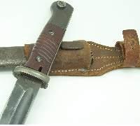 Matching Luft. K98 Bayonet by E.P. & S.