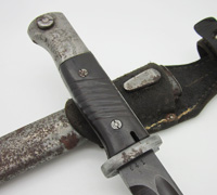 Matching K98 Bayonet by Paul Weyerberg 1942