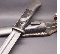 Matching K98 Bayonet by Horster S/155K