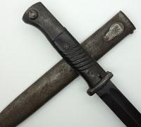 Mismatched K98 Bayonet by Mundlos