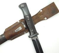 Mismatched K98 Bayonet 1936 by P. Weyersberg
