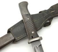 Matching - K98 Bayonet by Carl Eickhorn 1939