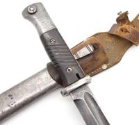 Matching - K98 Bayonet by Carl Eickhorn 1937