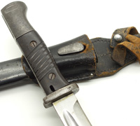 Private purchase K98 Combat Bayonet