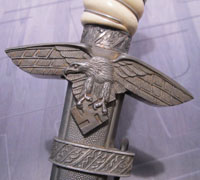 Interesting Alcoso 2nd Model Luftwaffe Dagger