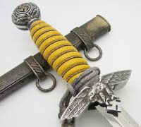 2nd Model Luftwaffe Dagger by P. Weyersberg