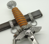 Personalized 2nd Model Luftwaffe Dagger by