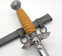 2nd Model Luftwaffe Dagger by Carl Eickhorn