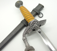 2nd Model Luftwaffe Dagger by Holler