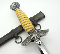 Gilt Eickhorn 2nd Model Luftwaffe Dagger