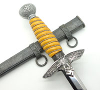 2nd Model Luftwaffe Dagger by Horster