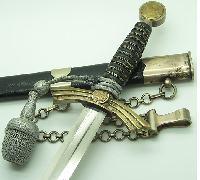 Early Gebr. Heller 1st Model Luftwaffe Dagger
