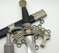 Personalized Gebr. Heller 1st Model Luftwaffe Dagger