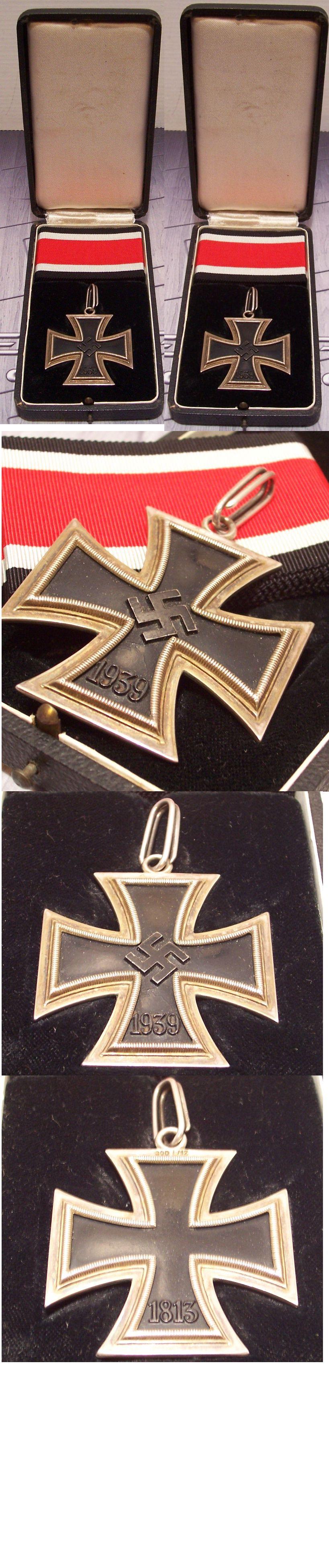 Beauty Cased 800 L/12 Knights Cross