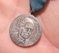 Ludwig Windthorst 1912 Medal