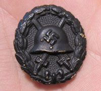 Miniature Condor Legion Wound Pin