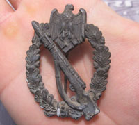 Infantry Assault Badge by S.H.u.Co.41 (1.02)