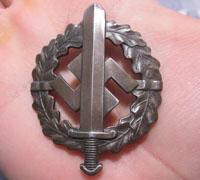 Bronze SA Sports Badge
