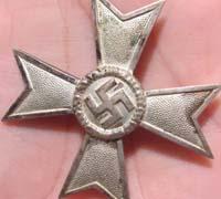 1st Class War Merit Cross w/o Swords