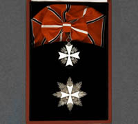 Meritorious Order of the German Eagle 1st Class