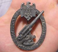 Army Flak Badge by R.S.
