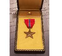 Cased US Bronze Star