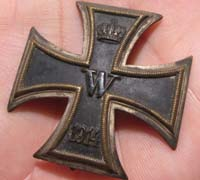 1st Class Imperial Iron Cross
