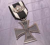 Imperial Second Class Iron Cross 1870