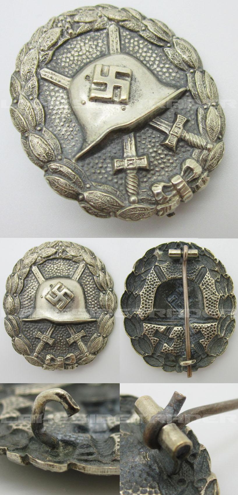 Silver Condor Legion Wound Badge