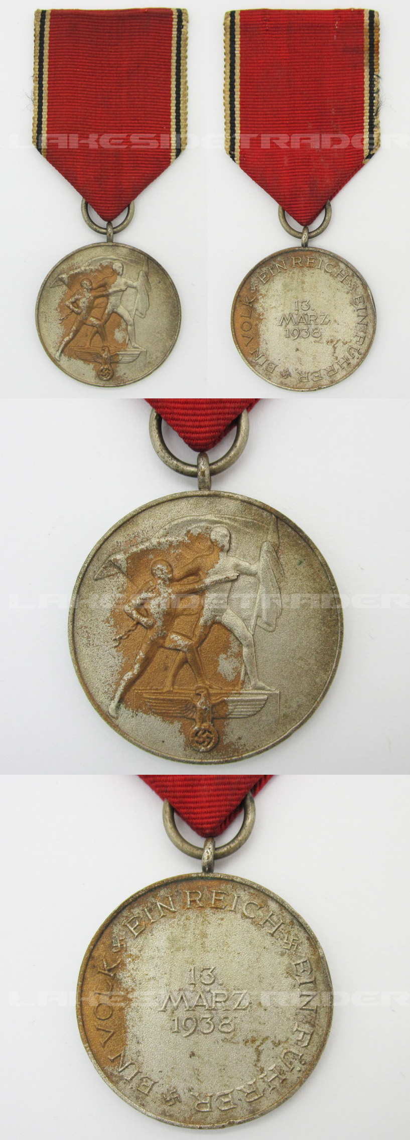 Anschluss Commemorative Medal