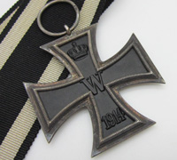 Imperial 2nd Class Iron Cross by FW