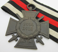 Hindenburg Cross with Swords by G.5