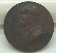 Austrian Bronze Feldmarschall Erzherzog Friedrich