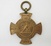 Prussian Commemorative Cross for 1866