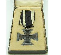 Cased Imperial 2nd Class Iron Cross