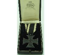 Godet Cased Imperial 2nd Class Iron Cross