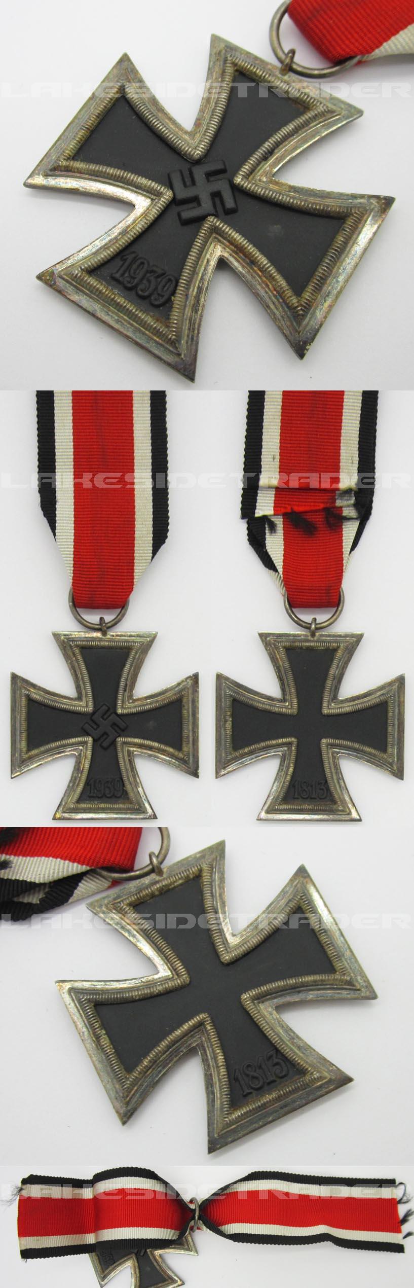 Kurt Rohrbeck's Knights Cross Award Grouping