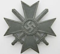 1st Class War Merit Cross with Swords by 62