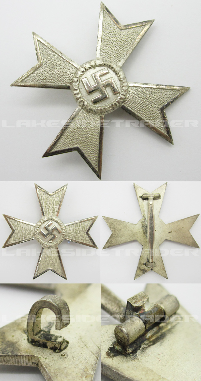 1st Class War Merit Cross w/o Swords by S&L