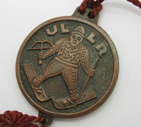 Winter Sportsman Patron Ski Medal