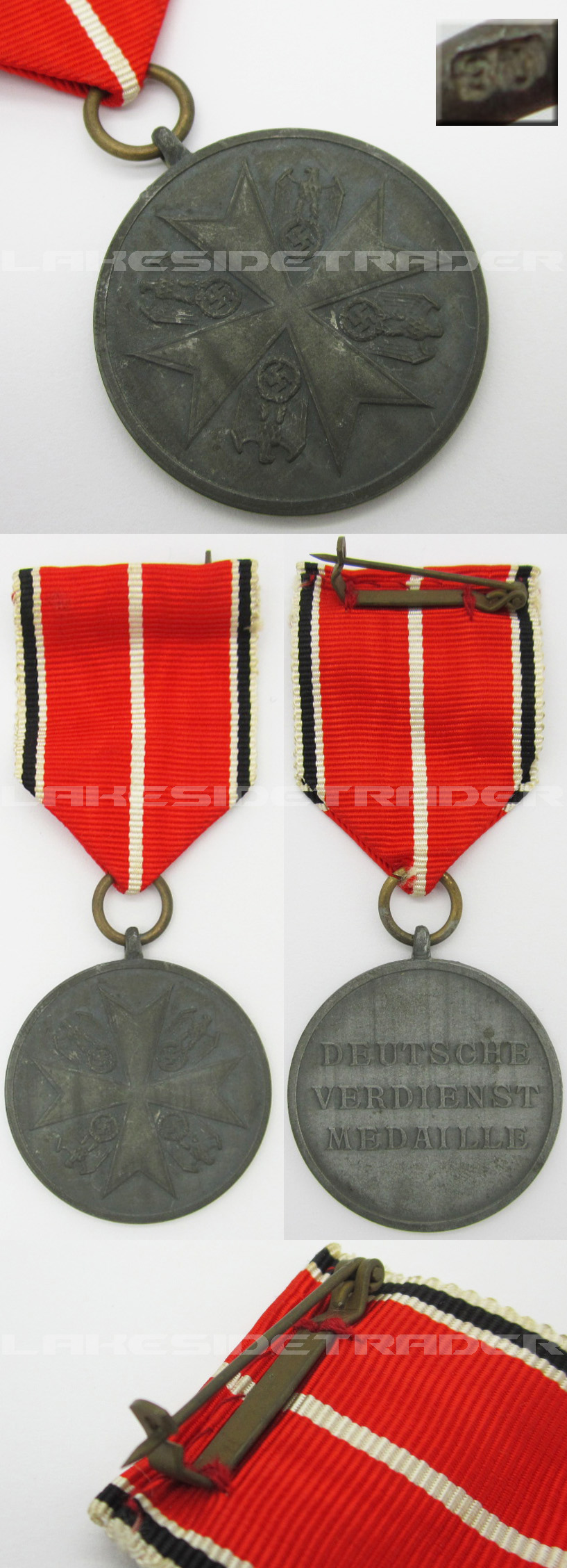 Order of the German Eagle Medal of Merit by 30