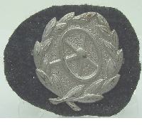 Luftwaffe driver's proficiency badge in bronze