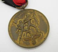 Sudetenland Commemorative Medal