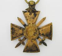 Imperial French Croix de Guerre