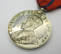 United Kingdom Metropolitan Police Coronation Medal 1911