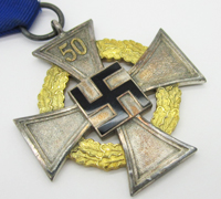 50 Year Faithful Service Cross