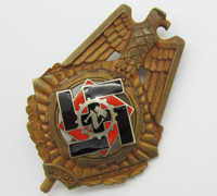 TENO Honor Badge 1922