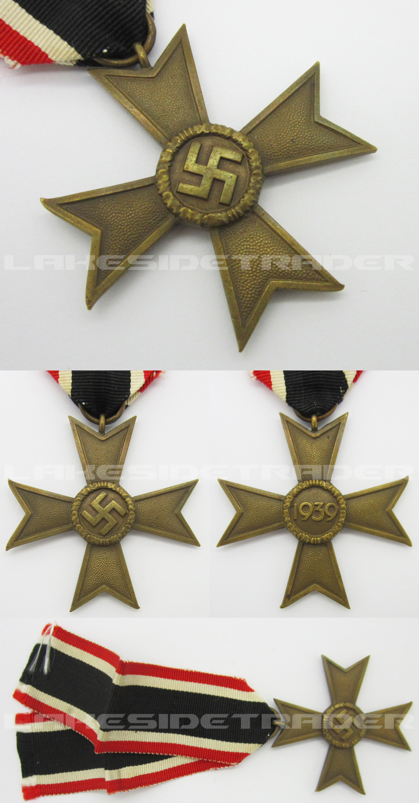 2nd Class War Merit Cross without Swords
