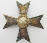 1st Class War Merit Cross without Swords